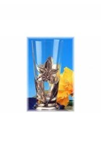 Blumenvase Kristall 2