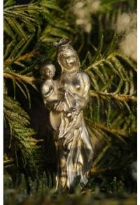 Heilige Madonna massiv